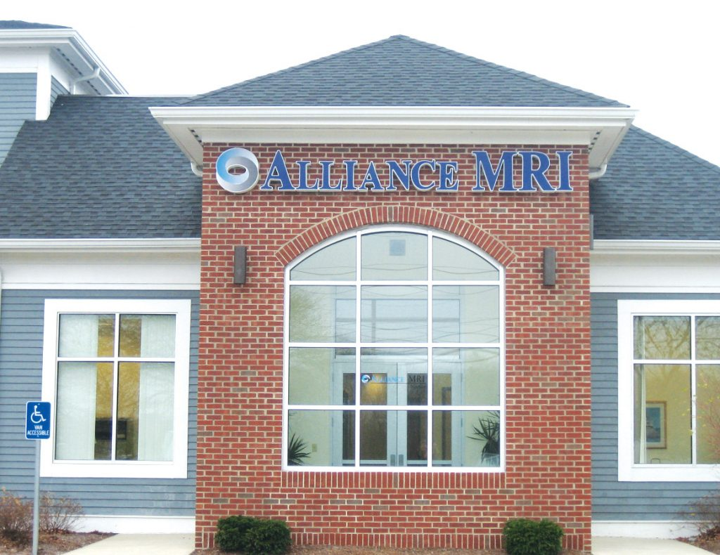 Contact Alliance MRI Norton | We are conveniently located off highway 495 with easy access and free parking.